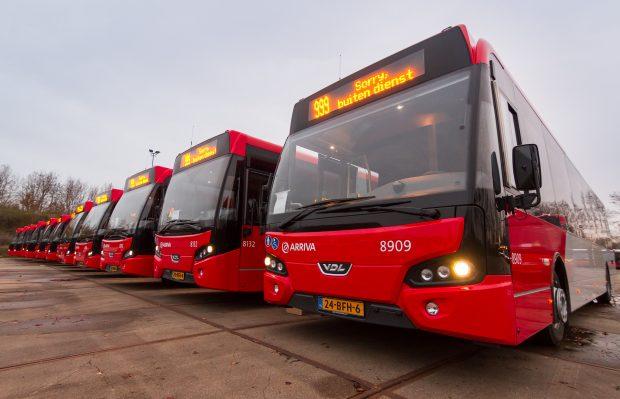 [OPGELET] Openbaar vervoer staakt maandag en dinsdag