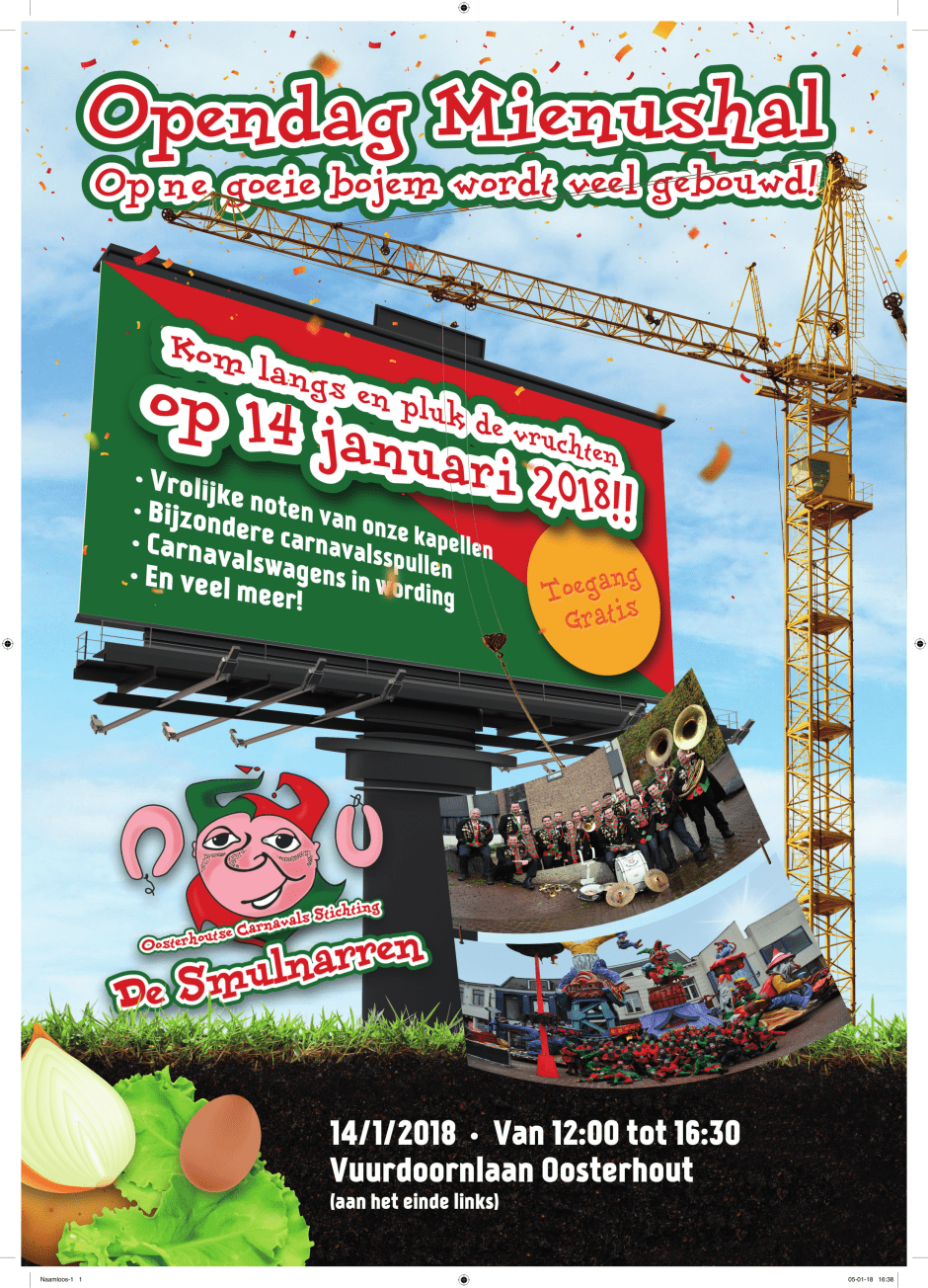Poster Mienushal