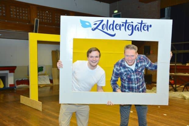 Zoldertejater bestaat 70 jaar: 'We zijn nog steeds lekker jong en fris'