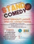 [THEATER] De Leukste Stand Up Comedymiddag van Oosterhout