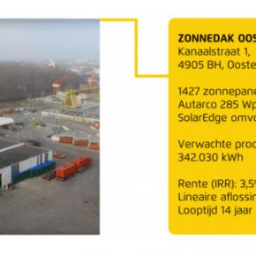 [NIEUWS] Verkoop Zon Obligaties voor inwoners Oosterhout gestart