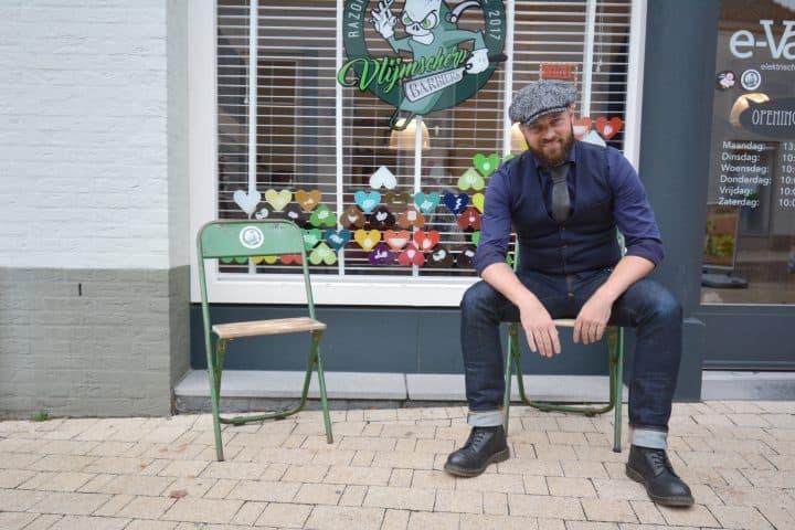 [VERHAAL] Op bezoek bij de Barbier van Oosterhout: Mark Soeters!