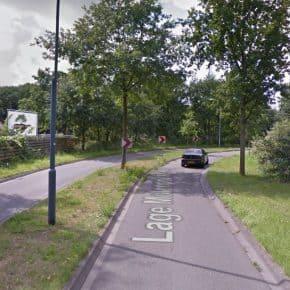 Opgelet: Lage Molenpolderweg afgesloten vanwege olie op wegdek