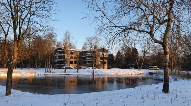 Warandelaan-Buurstede winter